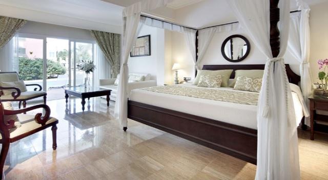Номера в отельном комплексе The Royal Suites Turquesa by Palladium 5*