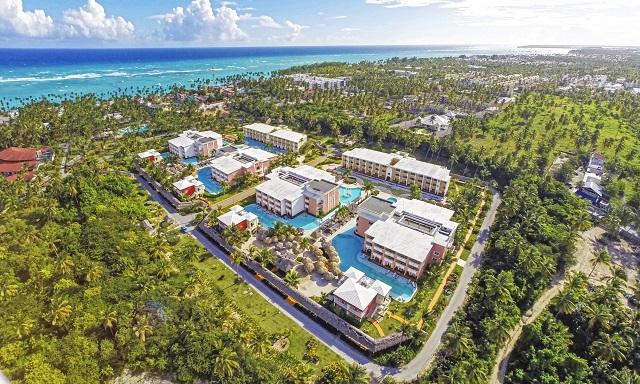 Отель 5 звезд The Royal Suites Turquesa by Palladium в Доминикане