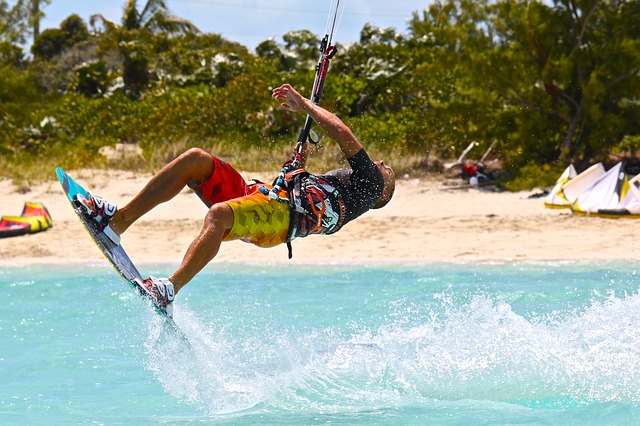 Кайтсерфинг в Доминикане