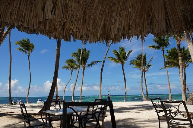 Пляж в Пунта-Кане, Доминикана