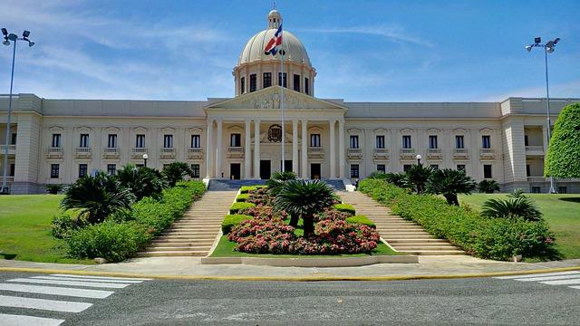 Президентский дворец в Санто-Доминго