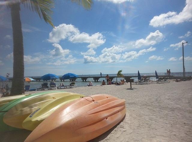Развлечения на пляжах Доминиканы