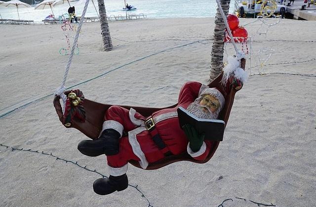 Рождество в Доминикане