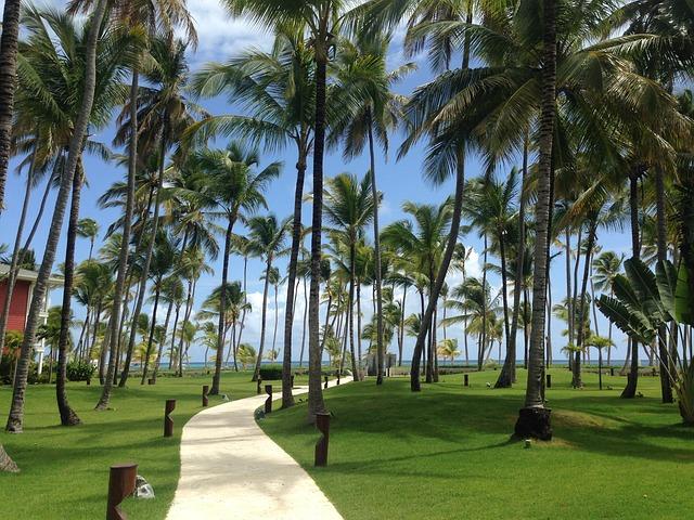 Погода и температура в Доминикане в феврале
