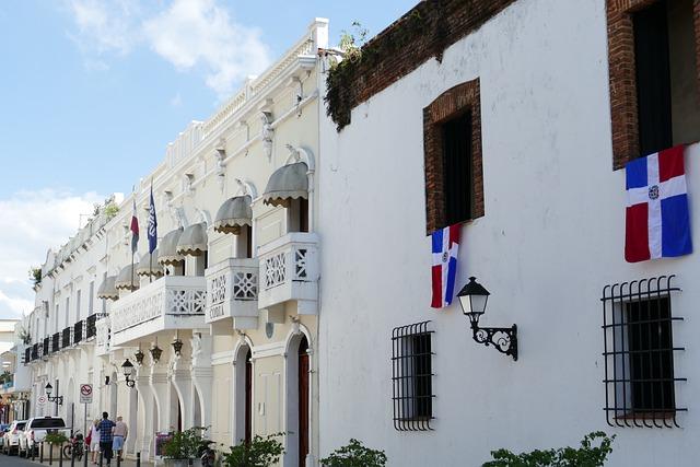 Столица Доминиканы Santo Domingo