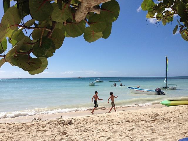 Отдых с детьми в Мексике и Доминикане