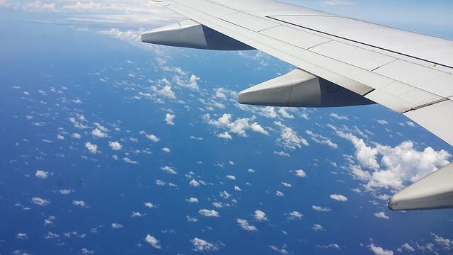 Время перелета в Доминикану и Мексику