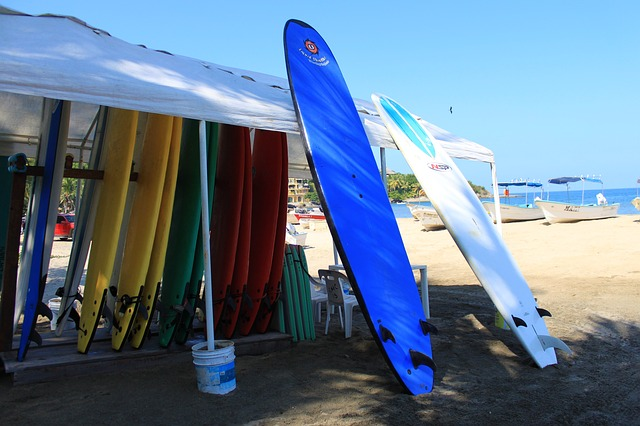 Серфинг в Мексике и Доминикане