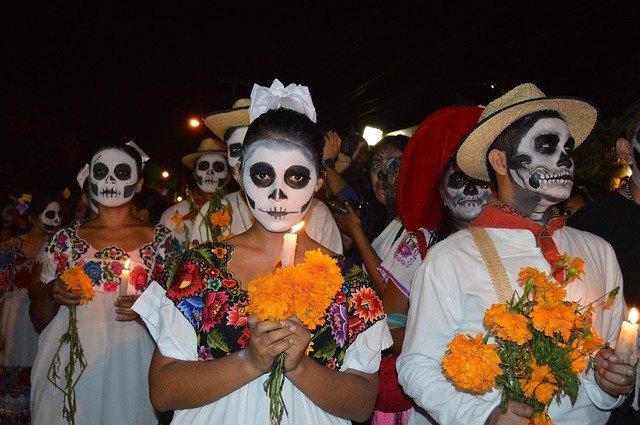 День мертвых в Гватемале