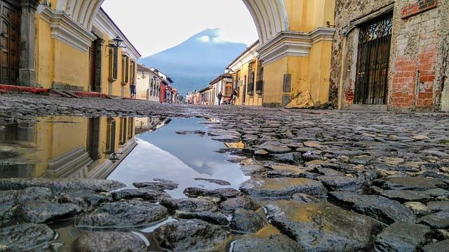 Достопримечательности Антигуа-Гуатемале