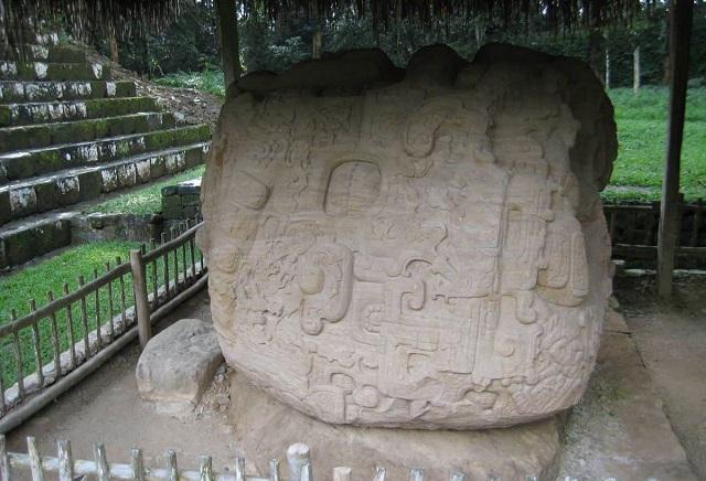 Археологический парк и руины Киригуа