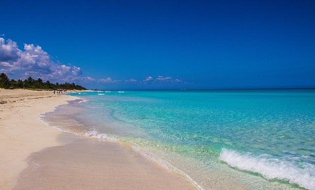 Пляж Кайо-Хутиас