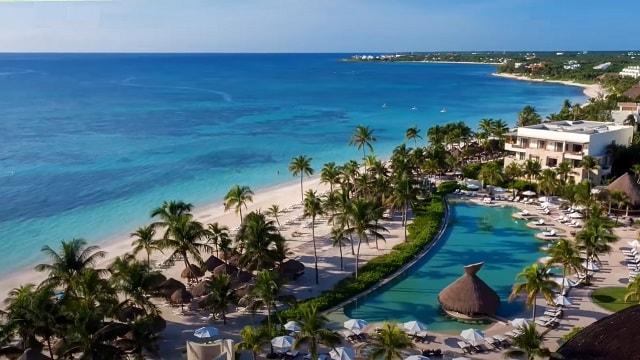 Карибские воды Playa del Carmen