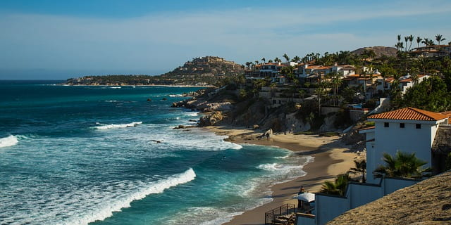 Пляж Кабо-Сан-Лукас